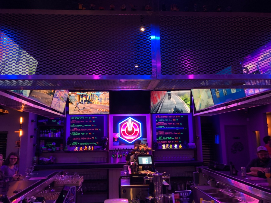 Reboot Arcade and Bar